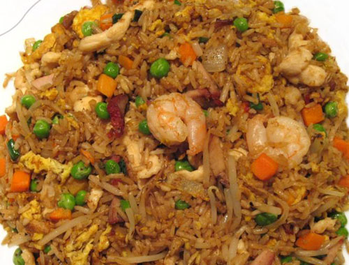 house special fried rice pt at http//wwwshanghaiexpress